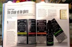 Fcukin Flava France e-cig magazine n°17 1.1