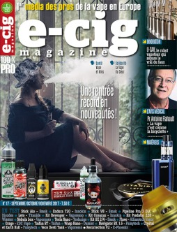 Fcukin Flava France e-cig magazine n°17