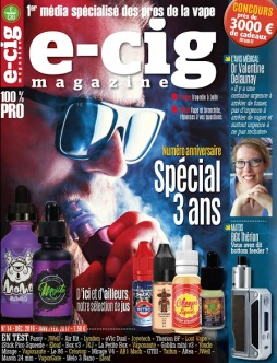 Fcukin Flava France Presse e-cig magazine n°14
